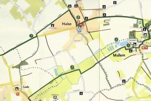Kaart Rooigemsebeek